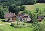 Location vacances Elzach - Ferienparadies Hugenhof-3