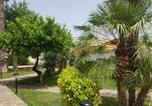 Location vacances Caccamo - Villa Marianna Con Piscina Privata ampi spazi esterni e Wifi Free-4