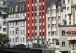 Hôtel 4 étoiles Pau - Appart'hotel le Pèlerin-1