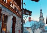 Hôtel Saint-Gervais-les-Bains - Le Coin Savoyard-1
