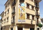 Location vacances El Toboso - Hostal Genaro-1