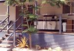 Hôtel Rockhampton - Silver Wattle Cabins-4