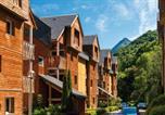 Hôtel Hautes-Pyrénées - Lagrange Vacances Le Domaine des 100 Lacs-2