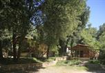 Camping avec Piscine couverte / chauffée Thoiras - Camping La Croix Clémentine-3