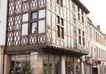 Location vacances Romenay - Appartement A-Mi-Chemin - Centre-ville de Tournus-2