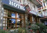 Hôtel Népal - Hotel Pokhara Peace-1