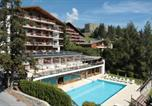 Hôtel Crans-Montana - Hotel Aida-Castel-1
