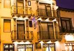 Hôtel Cuenca - Hotel Azul de la Plaza San Sebastian-1