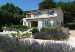 Location vacances Saint-Saturnin-lès-Apt - Le Chene Villa-1