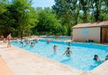 Camping avec Ambiance club Ariège - Camping La Bastide-1
