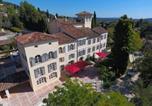 Hôtel Gréolières - La Tour Carrée - Grasse Sud