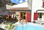 Location vacances Mazamet - Charming holiday home in Cuxac-Cabardes near Forest-1