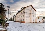 Hôtel Mariánské Lázně - Hotel Jitřenka-1