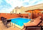 Hôtel Qatar - Al Liwan Suites Rawdat Al Khail-1