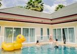 Location vacances Ban Chang - Good Vibes Luxury Pool Villa Pattaya-1