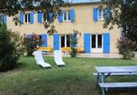 Location vacances Grignan - Gîte des Estagniers-1