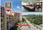 Hôtel 4 étoiles Blotzheim - Best Western Hotel Dreiländerbrücke-2