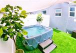 Location vacances Fort Lauderdale - Las Olas Fabulous 4 Bedroom with Hot tube near the beach-2