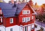 Hôtel Harrachov - Hotel Willa Odkrywców-1