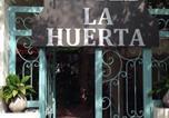 Hôtel San Miguel de Allende - Hotel La Huerta-1