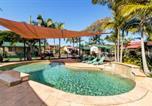 Villages vacances Diamond Beach - Jacaranda Holiday Park-1