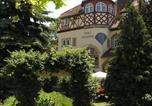 Location vacances Rothenburg ob der Tauber - Hotel Villa Hornburg-1