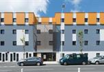 Hôtel La Rochelle - Première Classe La Rochelle Centre - Les Minimes-1