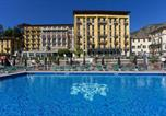 Hôtel Griante - Hotel Britannia Excelsior