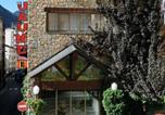 Hôtel Andorre-la-Vieille - Hotel Jaume I-1