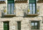Location vacances Arévalo - Holiday home Calle de Celedonio Sastre-2
