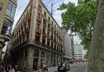 Hôtel Barcelone - Hotel Lloret Ramblas-3