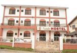 Hôtel Ghana - Pink Hostel-1