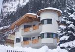 Location vacances Pettneu am Arlberg - Appartement Strolz-3