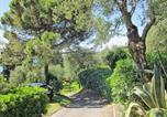 Location vacances Gargnano - Schöner Bungalow mit Terrasse und offenem Kamin, Pool bis max. 4 Personen, herrliche Sicht auf den See, oberhalb Gargnano am Gardasee-2