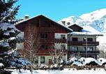 Hôtel 4 étoiles Courmayeur - Montana Lodge & Spa Design Hotel-1