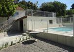 Location vacances Caderousse - Villa au coeur des oliviers-4