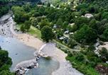 Camping avec WIFI Rocles - Camping Le Ventadour-1