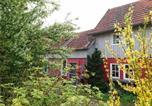 Location vacances Bischofsheim an der Rhön - Ferienhaus vom Bahratal-4
