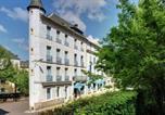 Hôtel Le Mont-Dore - Cleotel-3