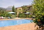Location vacances Soller - Finca Ca's Curial - Agroturismo - Adults Only-1