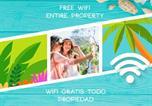 Location vacances  République dominicaine - Los Corales Villa 2 bedrooms - Swimming Pool Wifi Bbq Parking-4