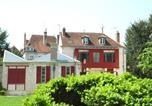Hôtel Courgis - La Maison des Randonneurs-1