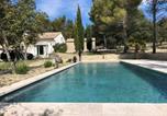 Location vacances La Roque-sur-Pernes - Maison Sakier-1