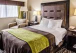Hôtel Charleston - Comfort Inn Downtown Charleston-4