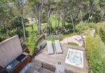 Location vacances Charleval - Holiday Home Mallemort Rue Du Golf-1