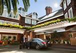 Hôtel Palo Alto - Stanford Park Hotel-1