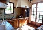 Location vacances Roussillon - Holiday Home Josette-4