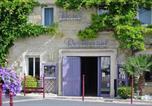 Hôtel Gonneville-en-Auge - La Glycine-1
