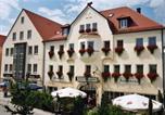 Hôtel Neuendettelsau - Land-gut-Hotel Hotel Adlerbräu-1