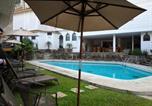 Hôtel Cuernavaca - Hotel Ilebal-4